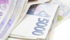Bankovky - Díky Půjčce 7 si pořídíte cokoliv.
