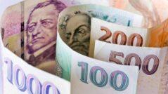 Ilustrační obrázek peněz