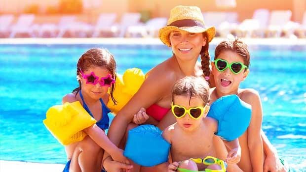 Nebankovní půjčka od Hyper Finance - foto rodinná dovolená