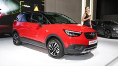 Půjčka na Opel Crossland X - ilustrační foto