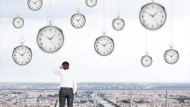 Čas je zdrojem všeho - ilustrační foto