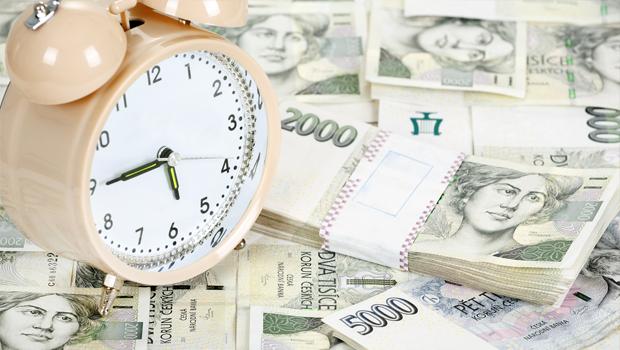 Jak dlouho čekat na výplatu nebankovní půjčky - ilustrační foto