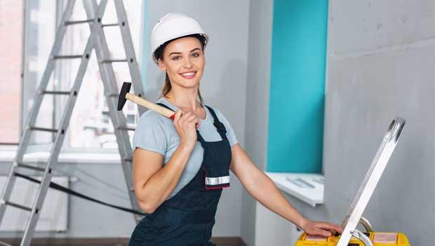 Půjčka na rekonstrukci bydlení