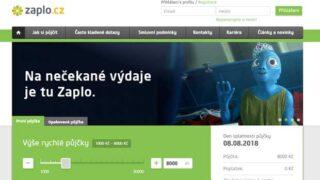 Náhled webu od Zaplo.cz
