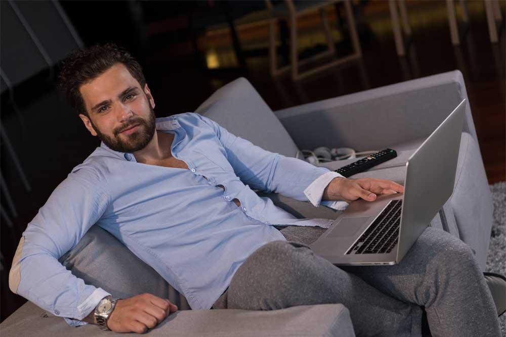 Revolvingový úvěr online pohodlně z domova