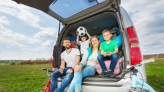 Nebankovní půjčka na rodinný vůz - ilustrační foto