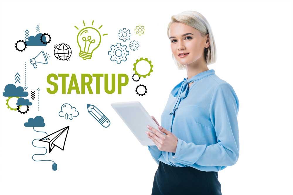 Startup - rozjezd podnikání